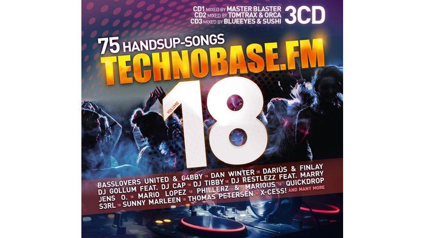 TechnoBase FM Vol 18