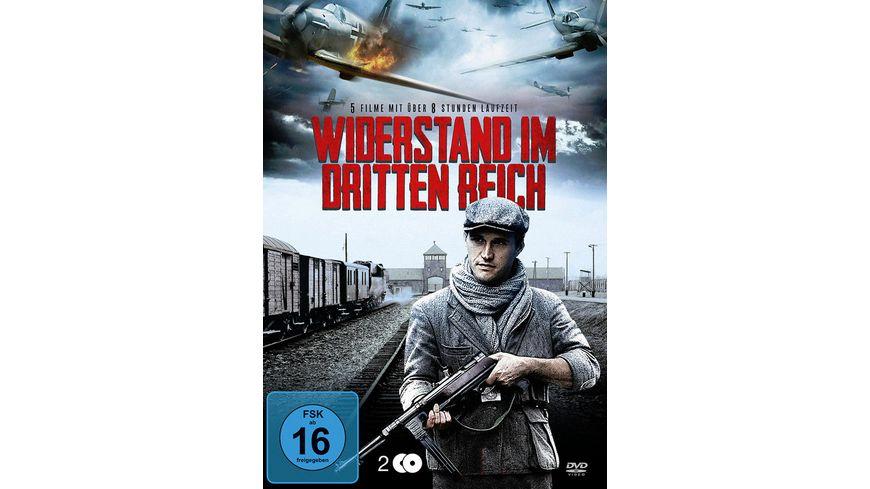 Widerstand im Dritten Reich 2 DVDs