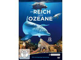 Im Reich der Ozeane Metal Pack 8 DVDs