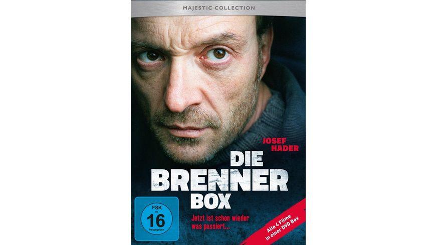 Die Brenner Box 4 DVDs