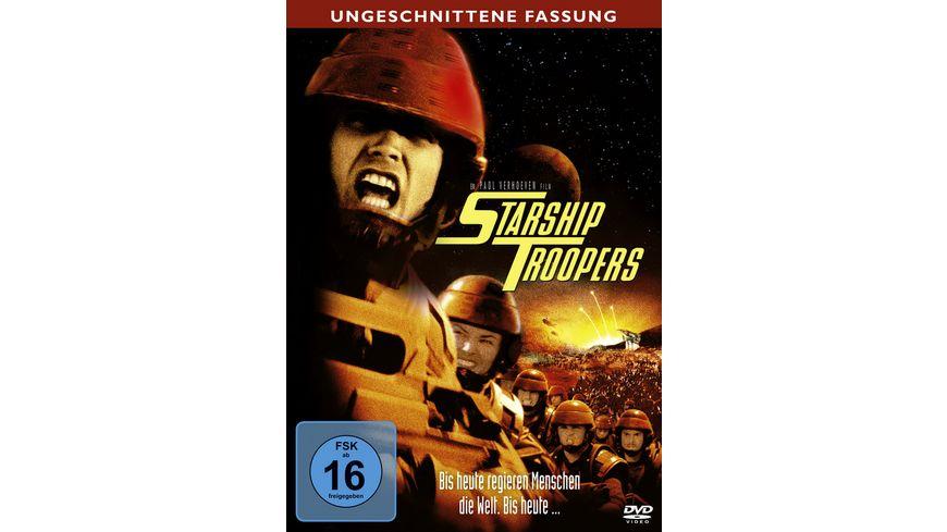 Starship Troopers Ungeschnittene Fassung