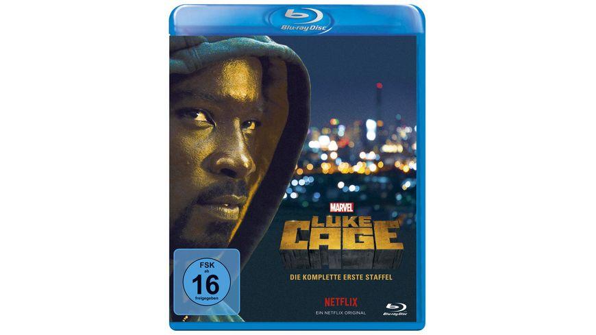 Marvel s Luke Cage Die komplette erste Staffel 4 BRs