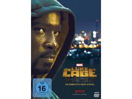Marvel s Luke Cage Die komplette erste Staffel 4 DVDs