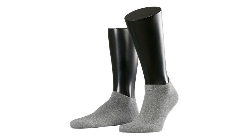ESPRIT Herren Sneakersocke Basic Uni 2 Pack