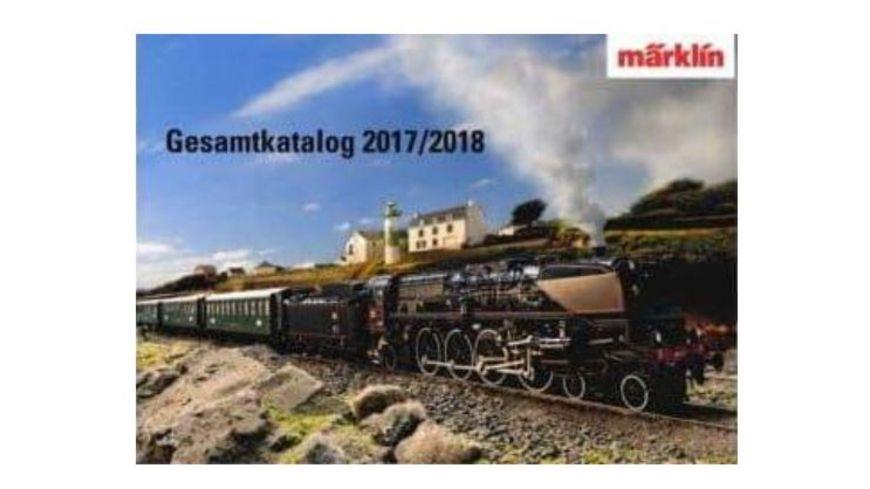 Maerklin 15750 Hauptkatalog 2017 2018 deutsch