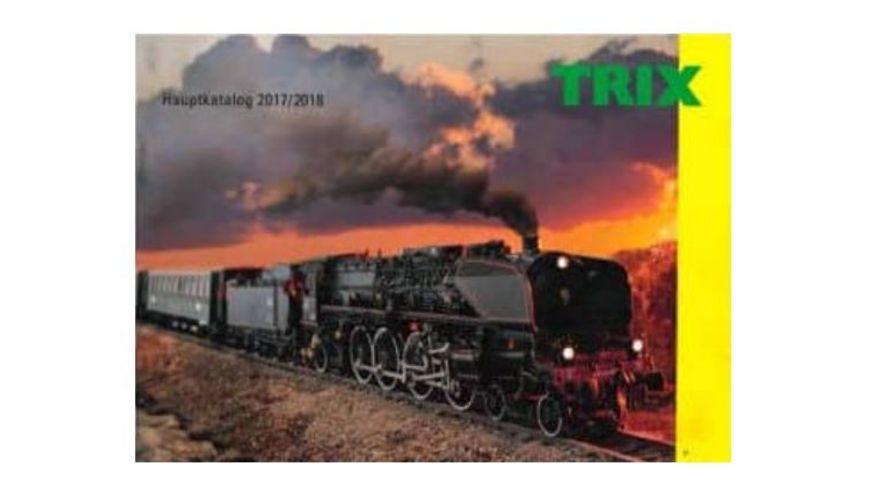 Trix 19820 Trix Katalog 2017 2018 DE
