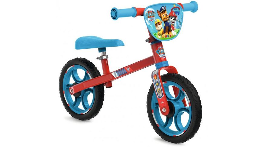 Smoby Laufrad Paw Patrol First Bike