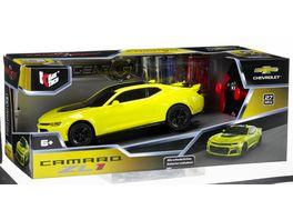 Kidztech Toys Gearmaxx RC 1 26 Camaro ZL1