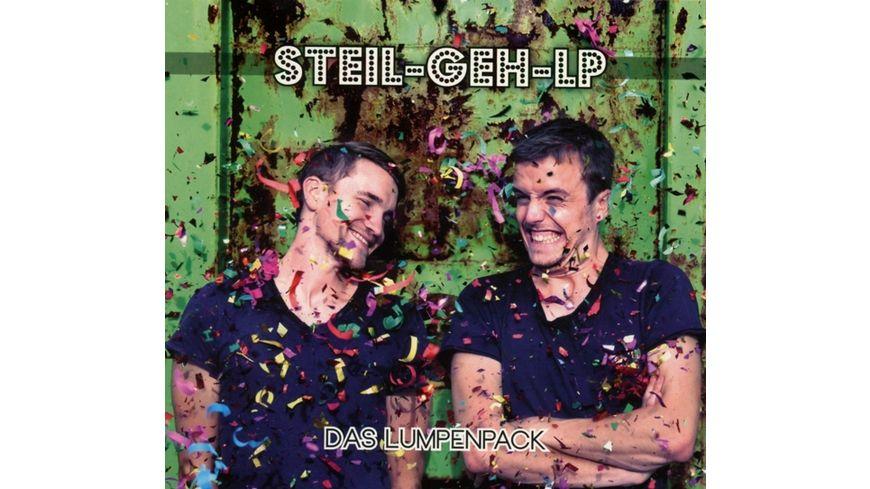 Steil Geh LP CD Digipack