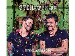 Steil Geh LP CD Digipack