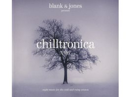Chilltronica No 6 Deluxe Hardcover Package