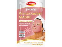 Schaebens Maske Winterzauber