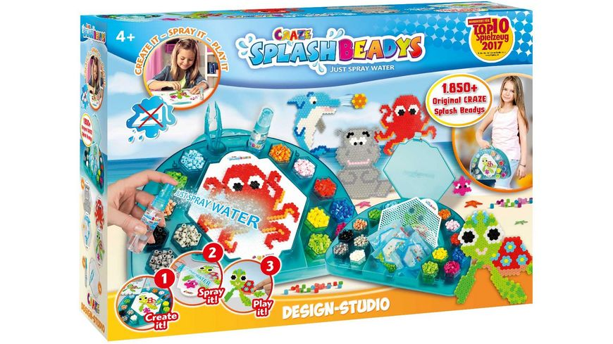 CRAZE Splash Beadys Design Studio