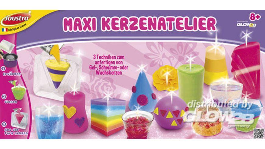 GLOW2B Joustra Maxi Kerzenatelier
