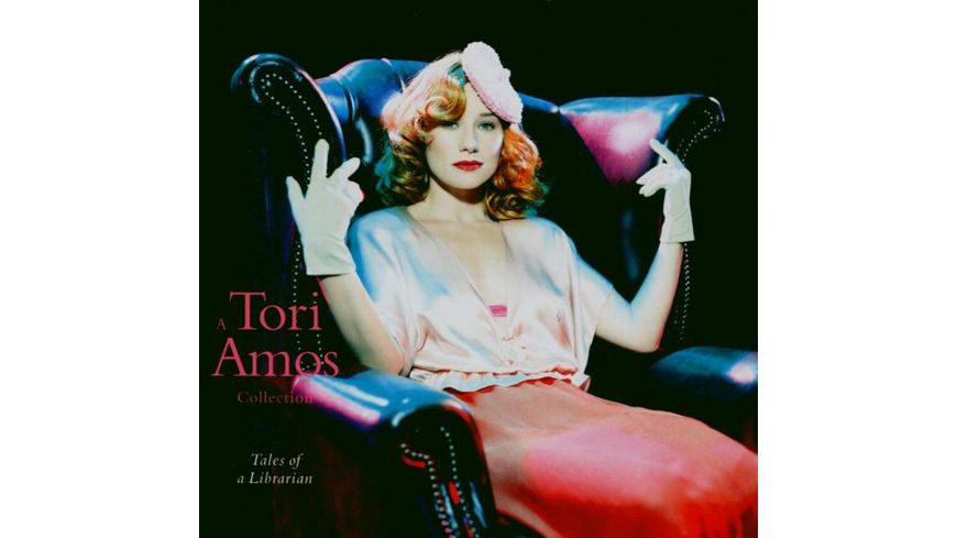 Tales Of A Librarian A Tori Amos Collection