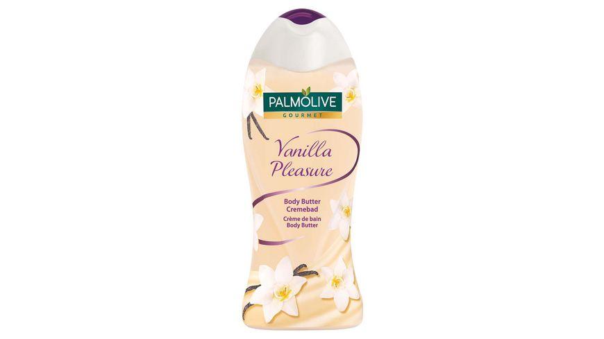 Palmolive Gourmet Vanilla Pleasure Body Butter Cremebad