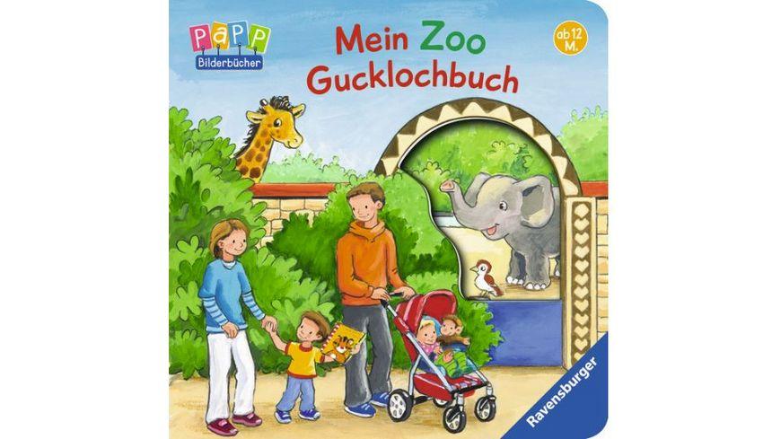 Ravensburger Mein Zoo Gucklochbuch
