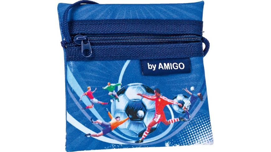 flixi flex by AMIGO Schulranzen Set Soccer