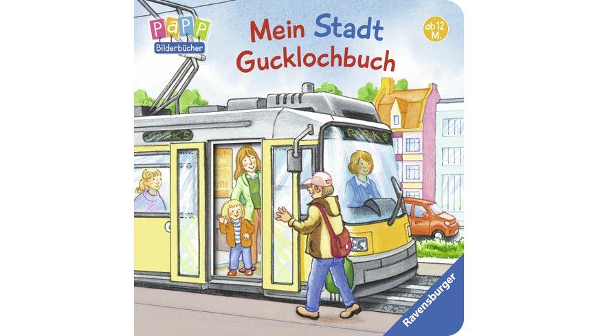 Buch Ravensburger Buch Mein Stadt Gucklochbuch