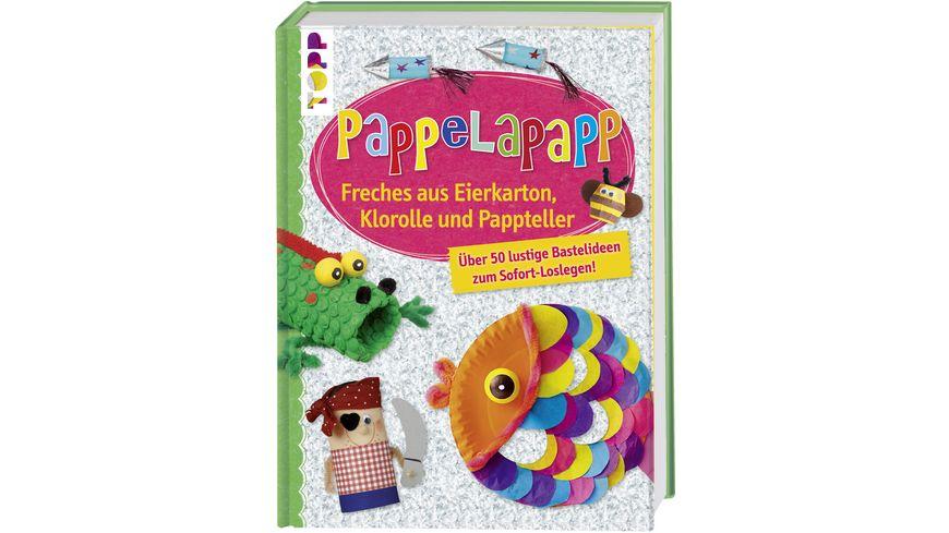 Buch frechverlag Pappelapapp