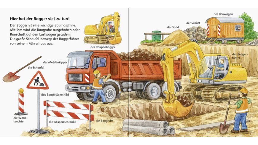 Ravensburger Mein erstes Woerterbuch Baustelle