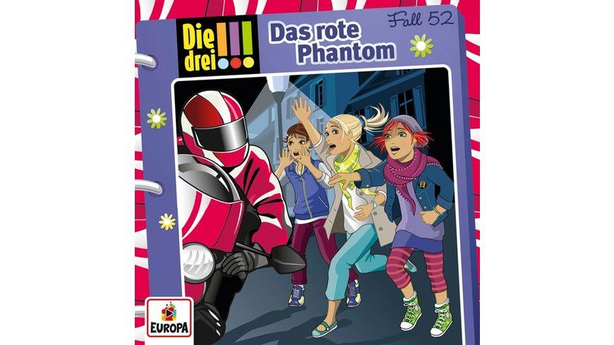 052 Das rote Phantom