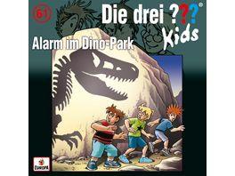 061 Alarm im Dino Park