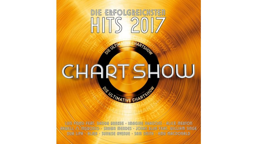 Die Ultimative Chartshow Hits 2017