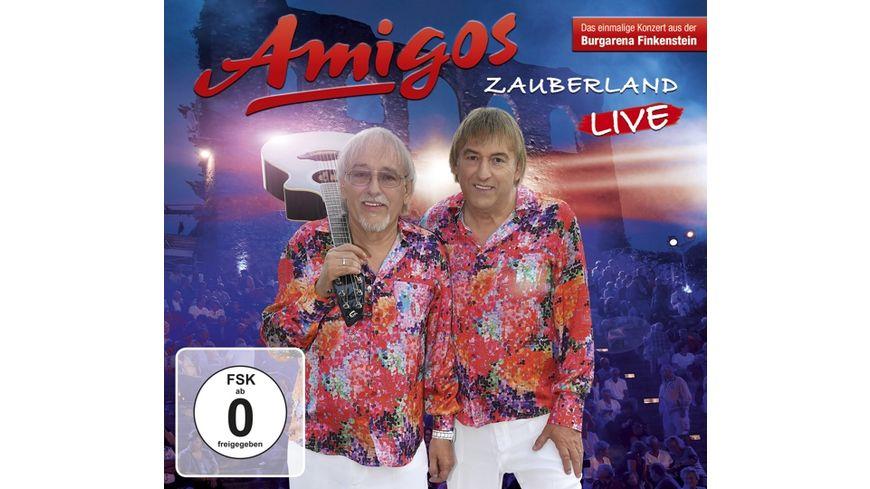 Zauberland Live 2017 Limitierte Fanbox