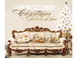 A Pentatonix Christmas Deluxe German Deluxe Box
