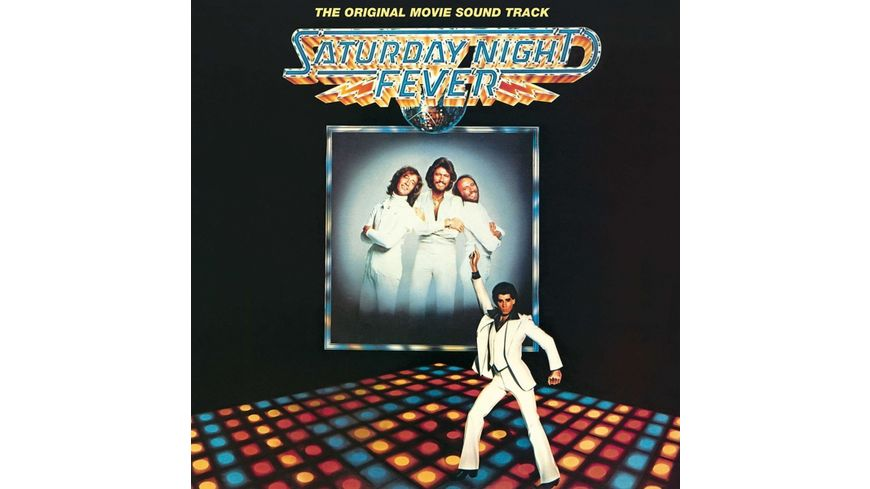 Saturday Night Fever OST 2CD Deluxe