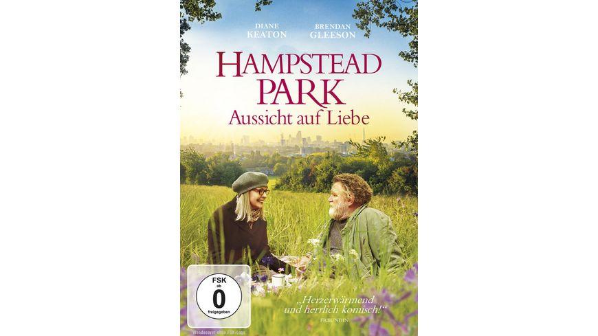 Hampstead Park Aussicht auf Liebe