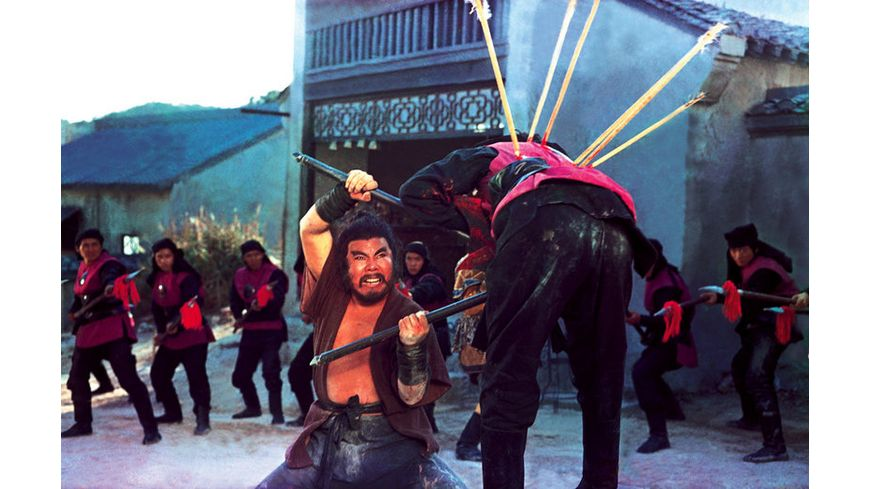 Shaw Brothers Box 2 Special Edition Uncut 3 DVDs
