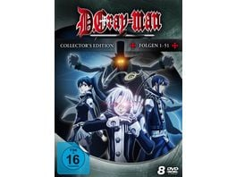 D Gray Man Collector s Edition 8 DVDs