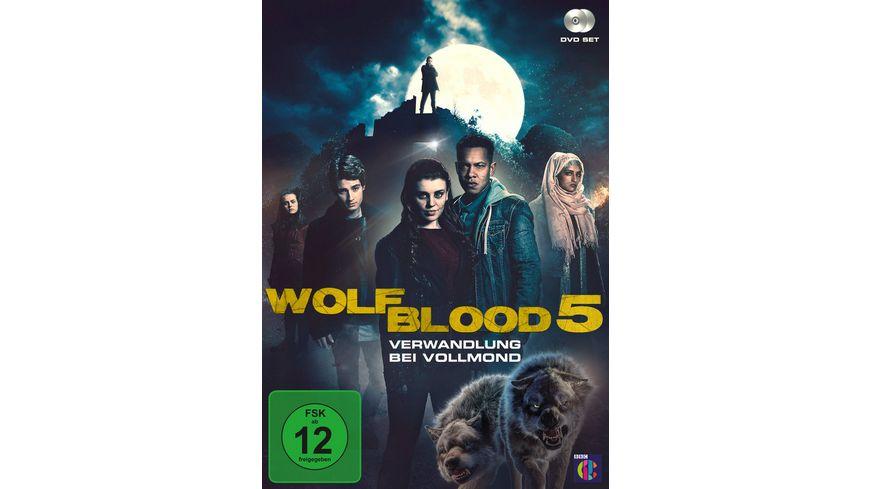 Wolfblood Verwandlung bei Vollmond Staffel 5 2 DVDs