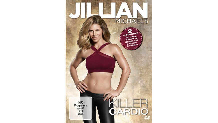 Jillian Michaels Killer Cardio