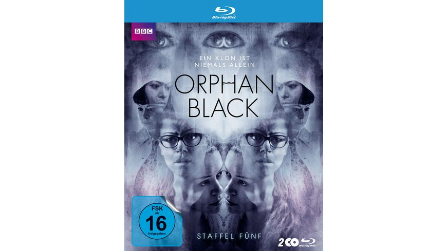 Orphan Black Staffel 5 2 BRs