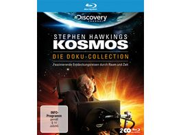 Stephen Hawkings Kosmos Die Doku Collection Limited Edition 2 BRs