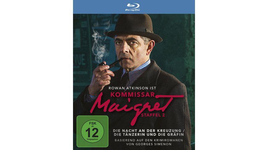 Kommissar Maigret Staffel 2 Die Nacht der Kreuzung Die Taenzerin und die Graefin