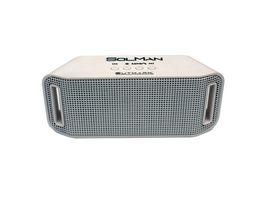 Outmark Bluetooth Lautsprecher mit LED Weiss
