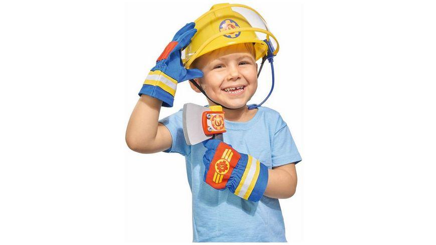 Simba Feuerwehrmann Sam Spielset Handschuhe und Axt