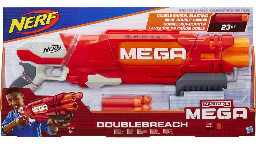 Hasbro Nerf N Strike Elite Mega Doublebreach