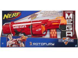 Hasbro Nerf N Strike Elite Mega RotoFury