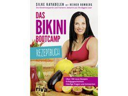 Das Bikini Bootcamp Rezeptbuch