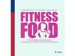 Fitness Food Mit eiweissreicher Ernaehrung Workout und Training optimal unterstuetzen