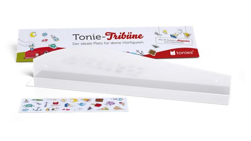 tonies Ausruestung Tonie Tribuene Weiss