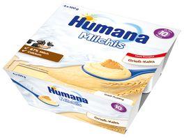 HUMANA Milchis Griess Keks