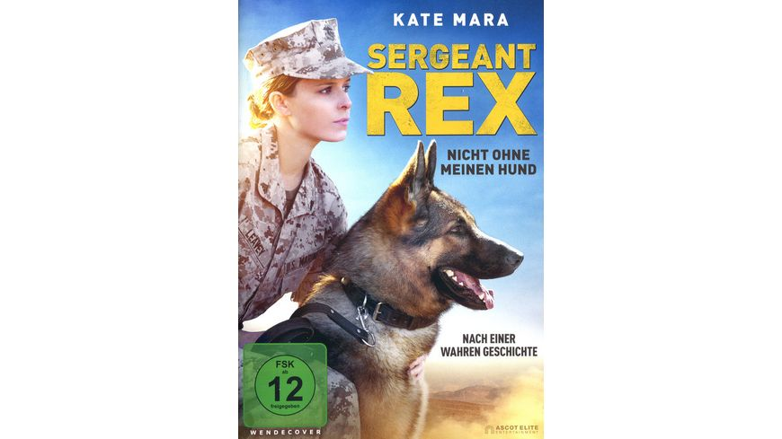 Sergeant Rex Nicht ohne meinen Hund