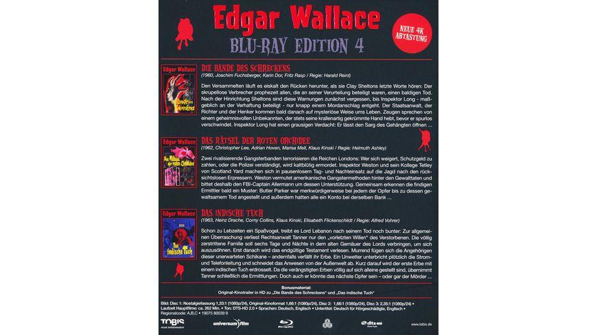 Edgar Wallace Edition 4 3 BRs