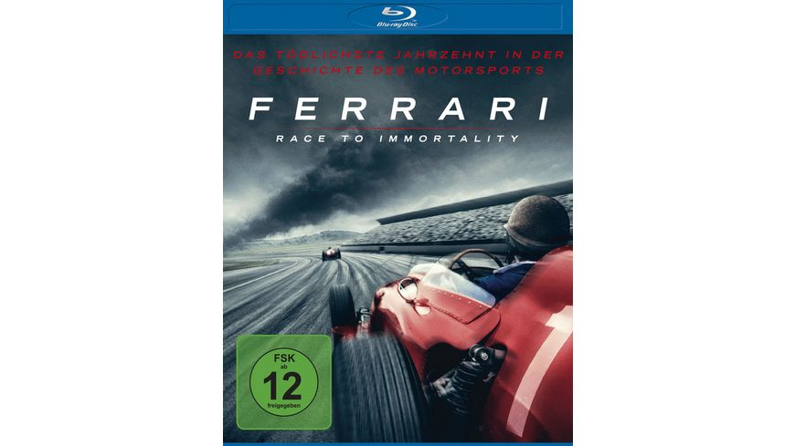 Ferrari Race to Immortality OmU